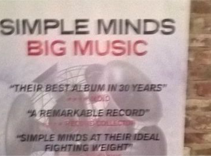 Simple-Minds-Konzert